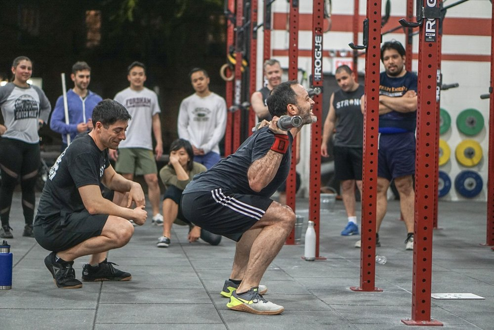 - 12 Rounds90 Seconds to perform3 Back Squats (AHAP/Unbroken)AMRAP Burpee60 Seconds Rest*Compare to 10/16/2017 and/or 1/8/2018