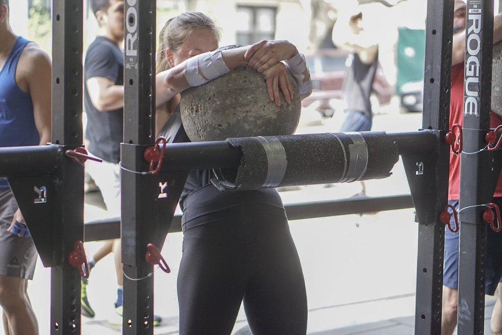 - 50' Unbroken Yoke CarrySprint 100 MeterREST*add weightRepeat until failure