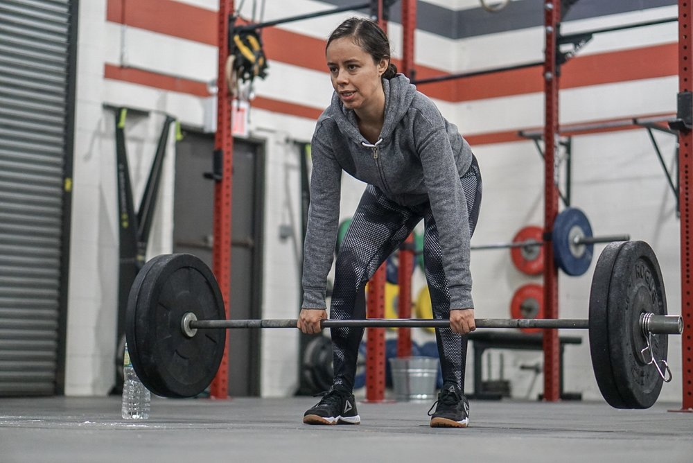 - 15 Minute to Establish a 3RM Thruster-------------------30-20-10Thruster (95/65)Wallball (20/14)Toes to Bar