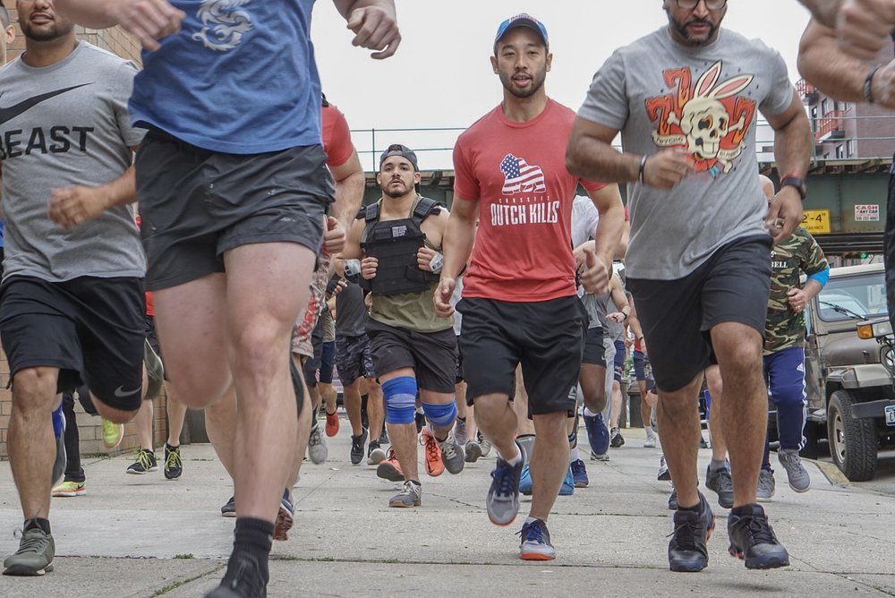 - Join us at 10AM for our Fourth of July CrossFit Hero WOD and Social.  Light refreshments will be served.* pack long socks, maybe...See you there!
