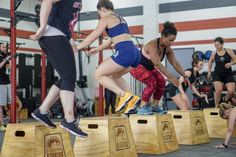 - Friday, July 27 2018 10 Minute EMOM1 Clean and Jerk (ascending weight)——————————6 Rounds For Time5 Clean and Jerk (185/115)15' Rope Climb