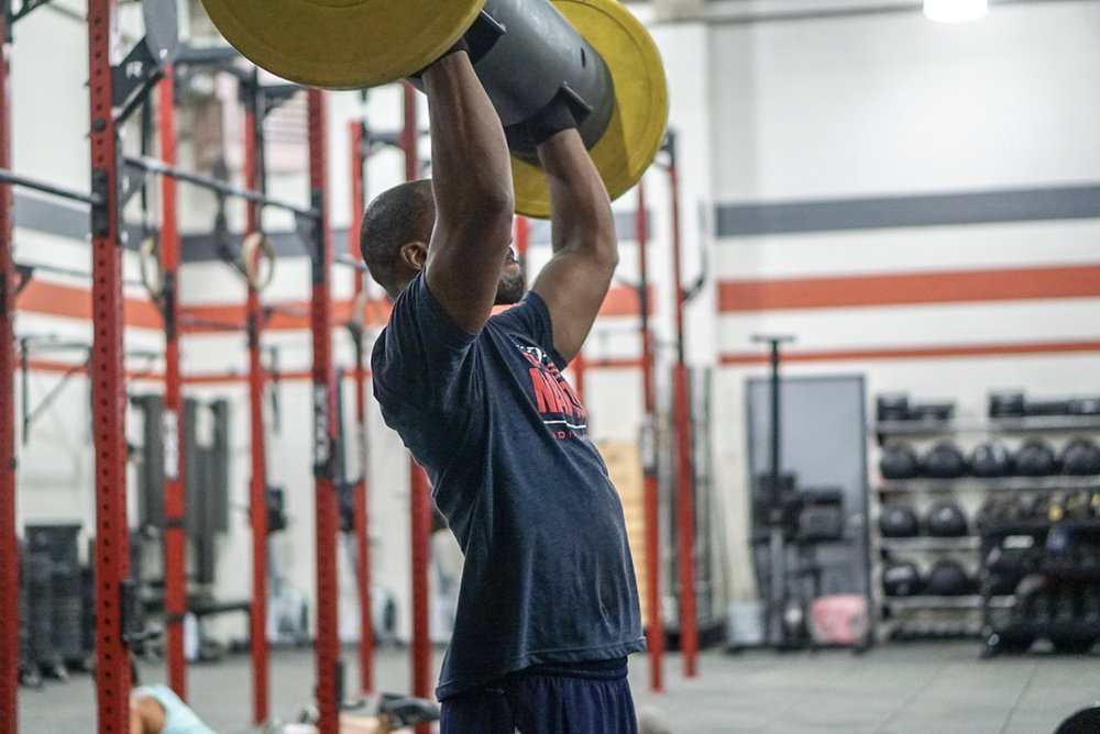 - 20 Minute AMRAP5 Bench Press (225/135)50' Farmer Carry* This is not a sprint. Athletes should move with purpose and intent. Athletes should pick a weight and a pace that allows them to execute mostly 5 unbroken reps and have no misses in the farmer carry.