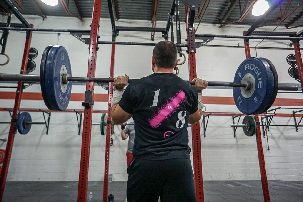 - 0-25 Minutes to Deadlift1x5 at 50% rest 2 min1x5 at 60% rest 2 min1x3 at 70% rest 2 min1x1 at 80% rest 3 min1x1 at 90% rest 3 min1x1 at 100 or 102-105% rest 5 min1x1 at 2-5% more rest 5 minIf successful, 1x1 at 2-5% more or split the difference——————————For Time:10 Cal Assault Bike20 Cal Row30 Burpee40 Dumbbell Hang Clean and Jerk50 Wallball Shots