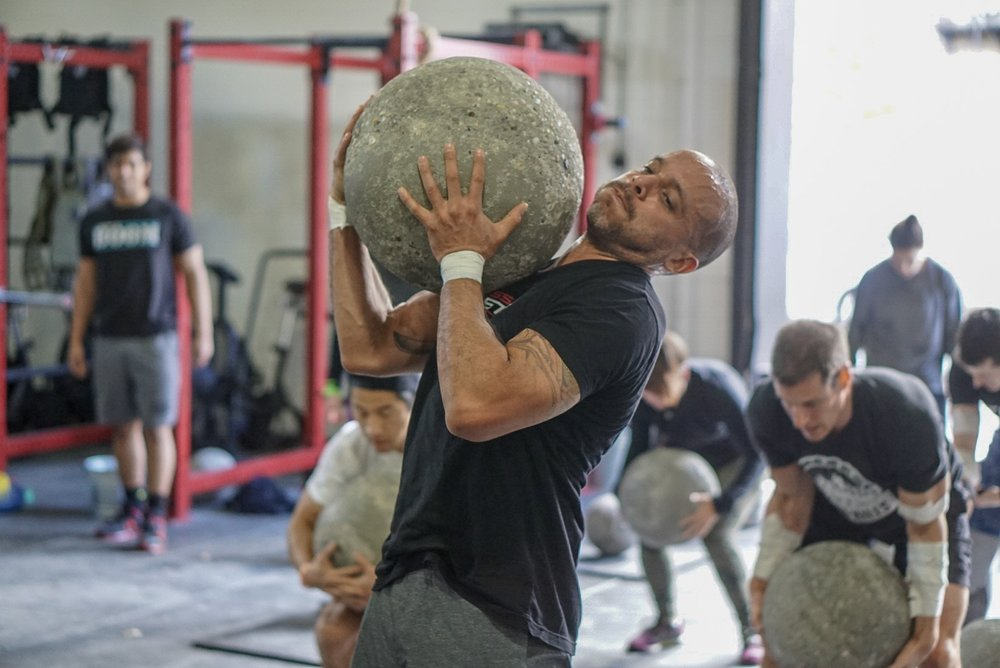 - Every 2 Minute for 24 Minutes2 Tire Flip5 Push Jerk
