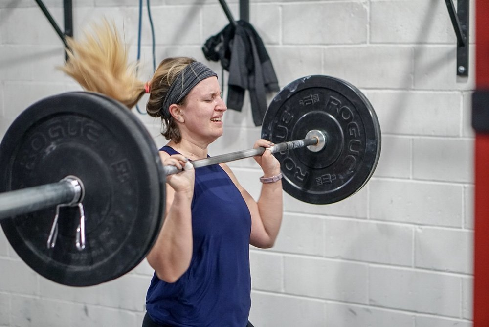 - Every 2 Minutes for 24 Minutes3 Clean and Jerk5 Back Squat*pick a weight you can receive barbell in back rack from jerk**ascend if you canCompare to December 14 2018