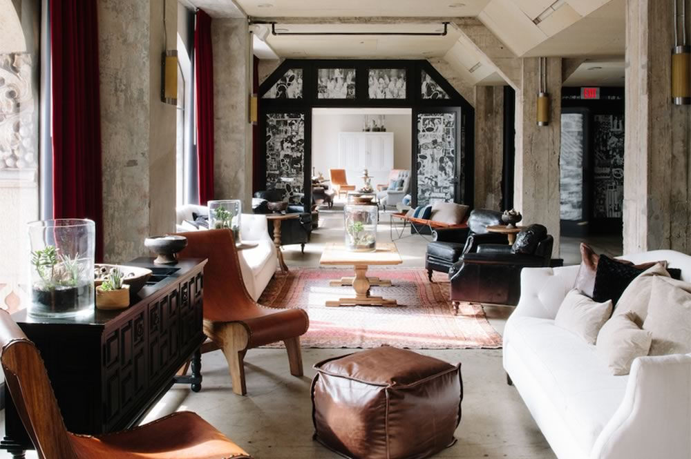 Stay Boutique Live-Ace Hotel-Downtown Los Angeles