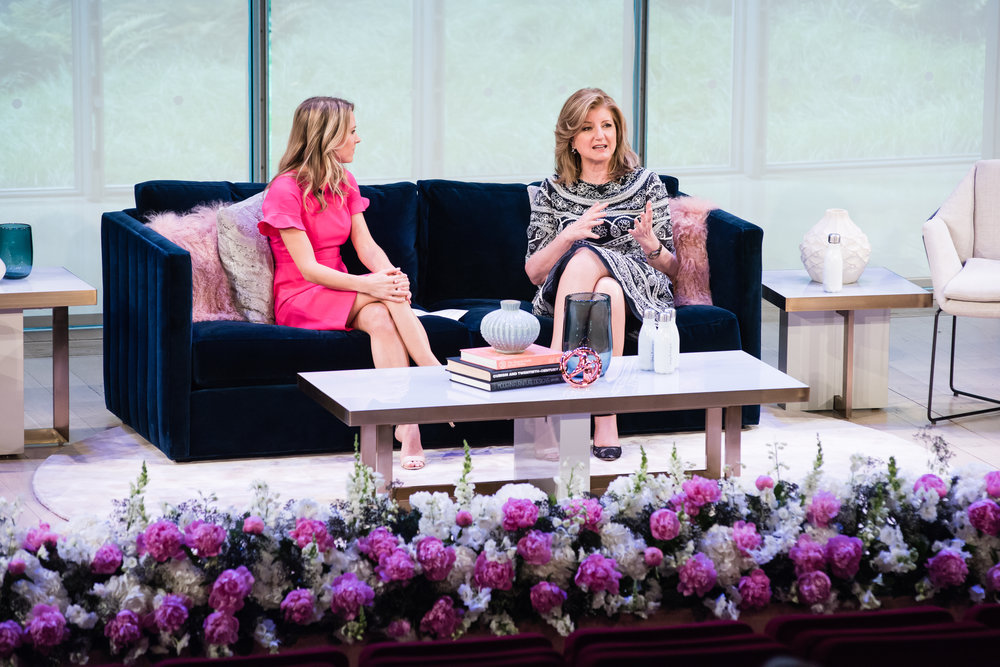 Stay Boutique Live-Arianna Huffington