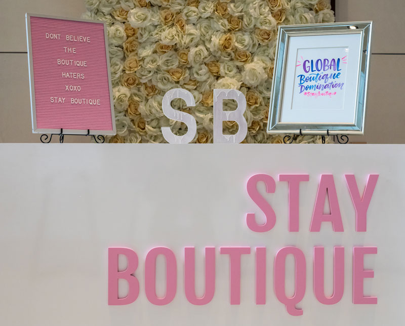 Stay Boutique Live