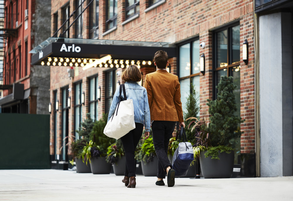 Arlo Hotels-Stay Boutique Live
