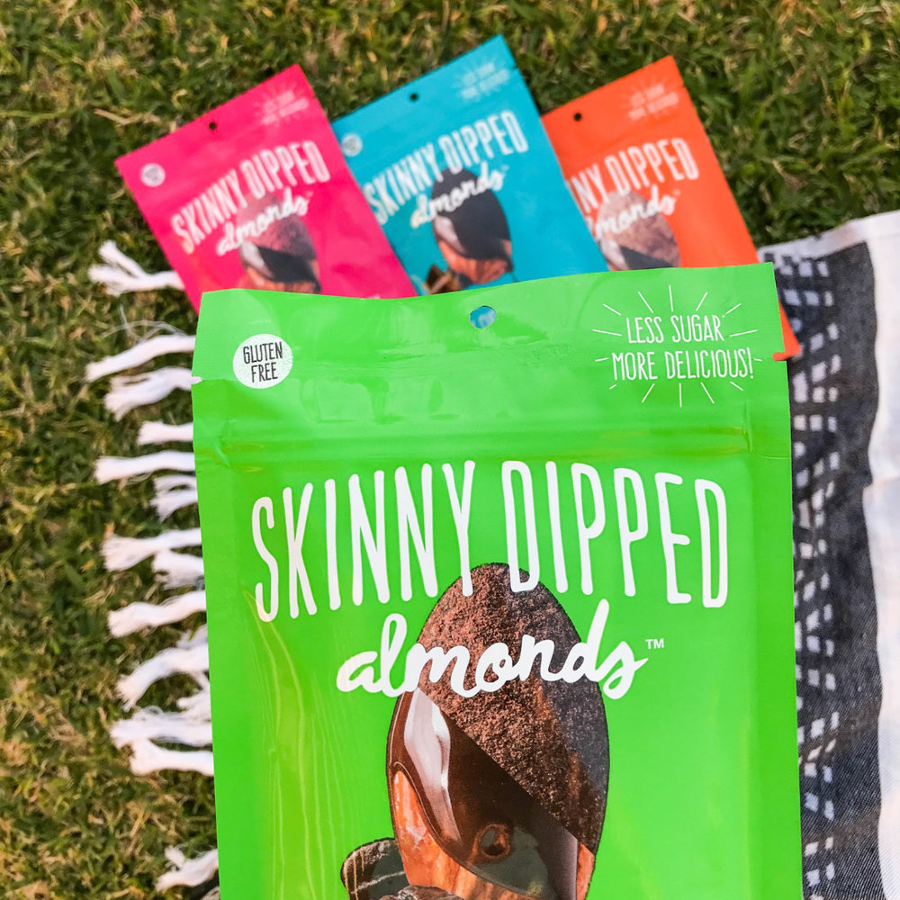 Skinny Dipped Almonds-Stay Boutique Live
