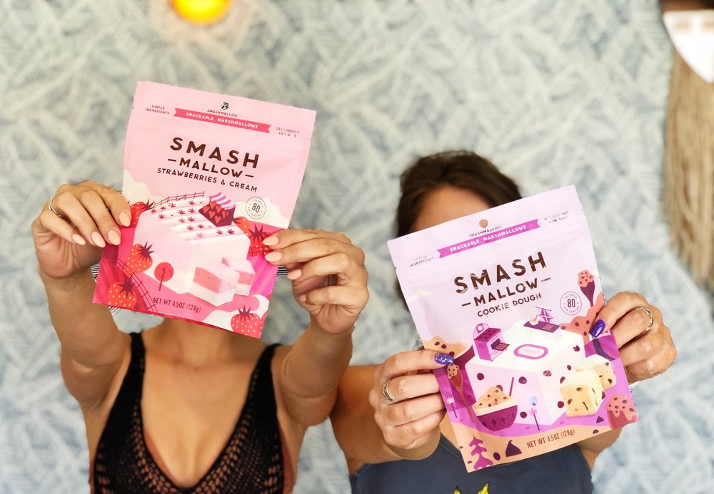 SMASH MALLOW-Stay Boutique Live