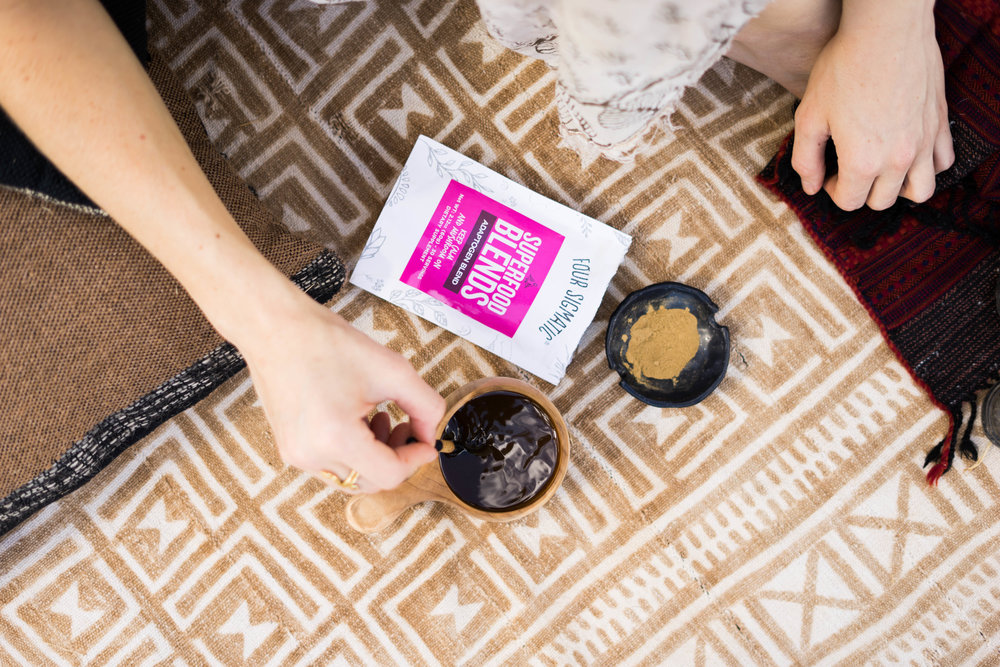 Four Sigmatic-Blend-Stay Boutique Live