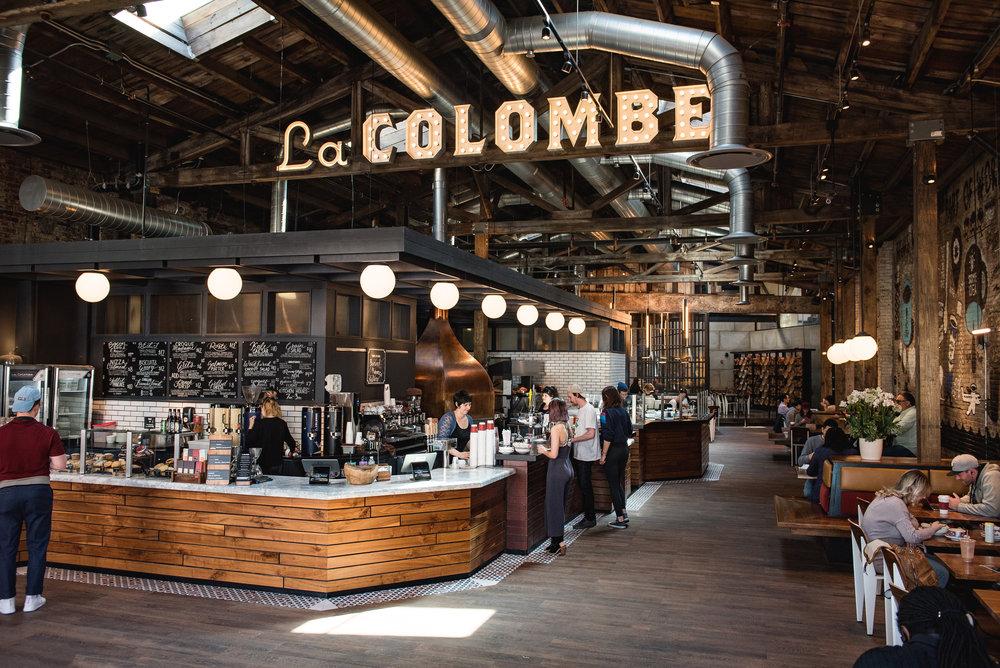 La Colombe-Stay Boutique Live
