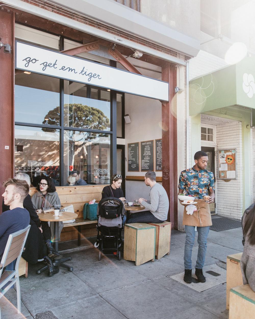 G & B Coffee & Go Get Em Tiger-Stay Boutique Live