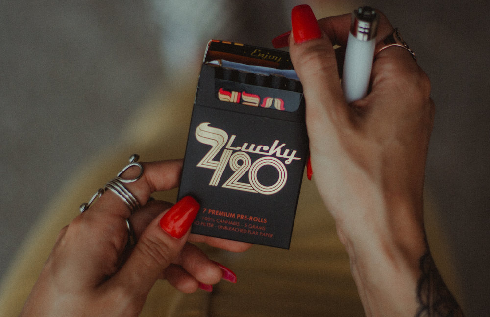 Lucky 420-Stay Boutique Live