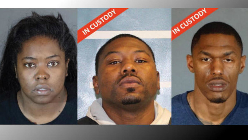 Left to right: Mia McNeil 32;Quinton Brown 30;Gerald Lavell Turner, 32. Source: CBS News