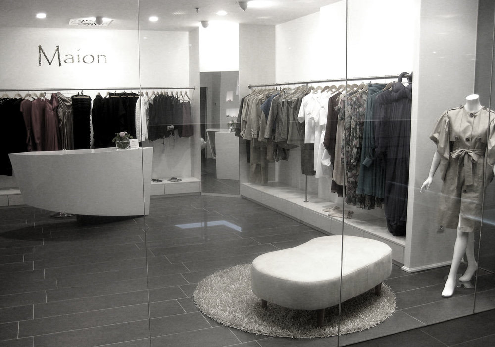 Opening of the first Maion showroom in Zagreb