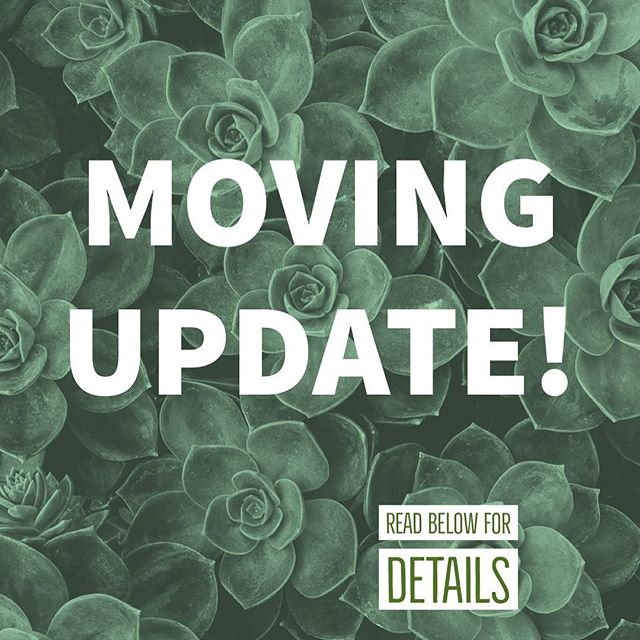 We are in the process of moving our online home base. We are expected to be back up and running sometime in June. As of right now you can still purchase items online but they will not be shipped out until June. Thank you all for understanding!