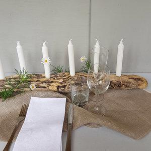 Lavender rose event prop hire props driftwood candlesticks event prop hire wedding decoration hire scotland drift junglespirit Images