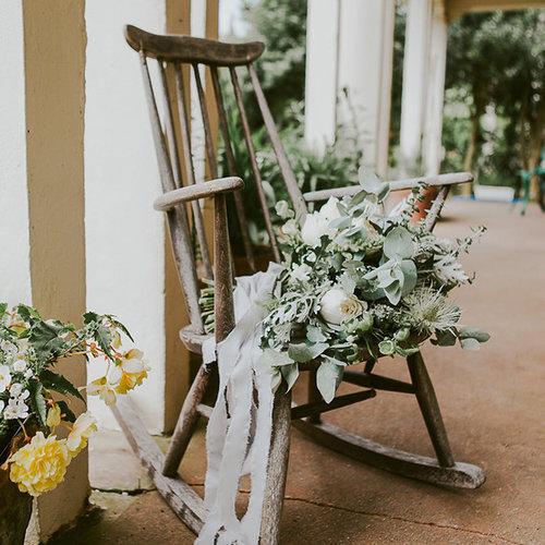 Lavender rose event prop hire wooden rocking chair event prop hire wedding decoration hire scotland rocking junglespirit Images