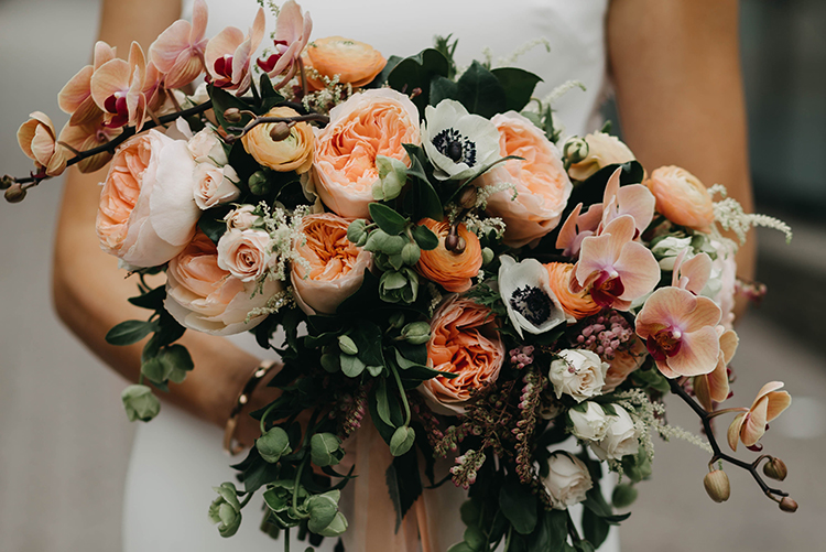Lavender + Rose event prop hire: Average price for wedding flowers ...