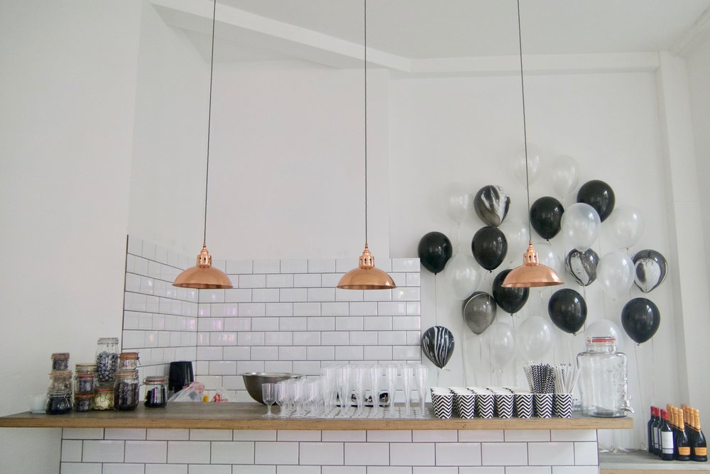Black and white party How to decorate for a black and white theme3.jpg