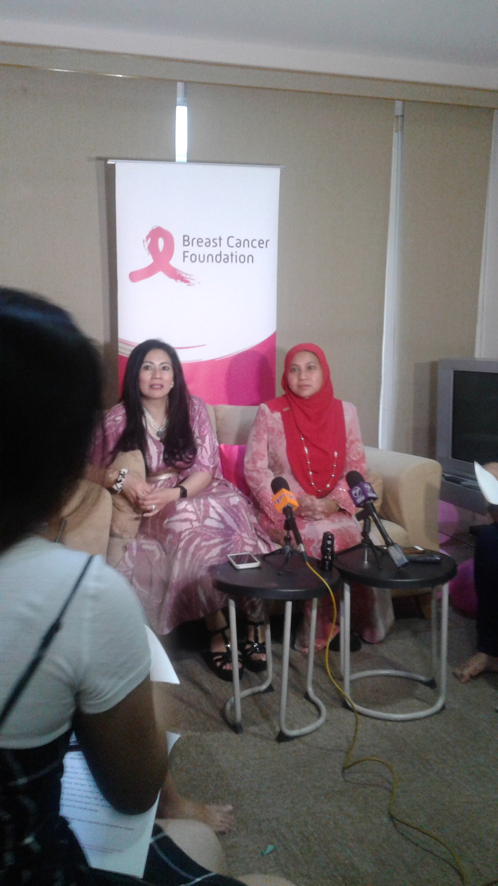 Breast Cancer Foundation Launch