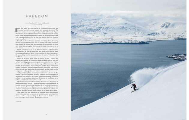 Side Tracked Magazine - Iceland