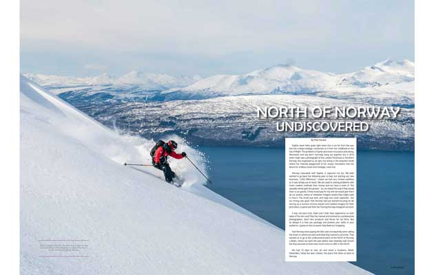 NZ Ski & Snow - North of Norway
