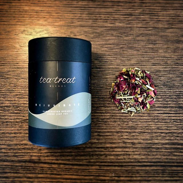 Just settling down for a cup of Rejuvenate herbal tea from Teatreat Blends. This tulsi blend is mixed with lemongrass, rose petals and lemon myrtle and is simply divine. Tulsi tea is a sacred herb in India, it's known for its calming and stress reducing qualities which is proving the perfect treat for my me-time when the kids are asleep! . A relatively new tea brand on the scene and one that doesn't disappoint! The blends are both interesting and intriguing. The teas are certified organic and hand crafted locally in Victoria. Do yourself a favour and check them out. They are delish! . And yes this is a shameless plug post, but it takes a whole lot of belief, courage and drive to launch a new business. I have every respect and admiration for those who embark on that journey (believe me, I am married to an entrepreneur and I understand intimately the roller coaster of highs and lows that come with the territory). So I am happy to help get the word out for a product I have enjoyed so much and support the Mum-prenures out there. As if we don't already have enough on our plates! Check them out at teatreatblends.com.au @teatreatblends . #metime #selfcare #looseleaf #tea #looseleaftea #livewell #stressrelief #calm #wellness #drinktea #teatime #motherhood #unitedinmorherhood #nourish #rose #herbaltea #livingyoga #mumpreneur #mompreneur #melbournemums #mindfulmama #momboss #smallbusiness #happy #organic #handcrafted #instagood