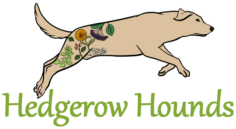 Hedgerow Hounds | Holistic Dog Care Products