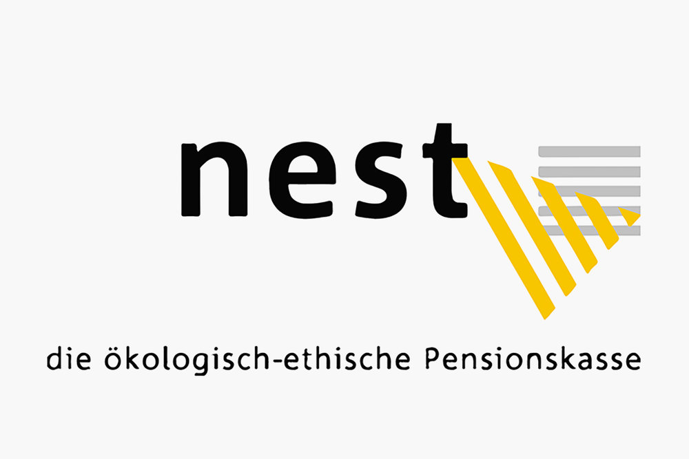 Ecological and Ethical Social Pension Fund  - We have joined the Sustainable Pension Fund (Nest Collective Foundation). Nest is the first ecological and ethical pension fund in Switzerland with a transparent and sustainable investment policy.