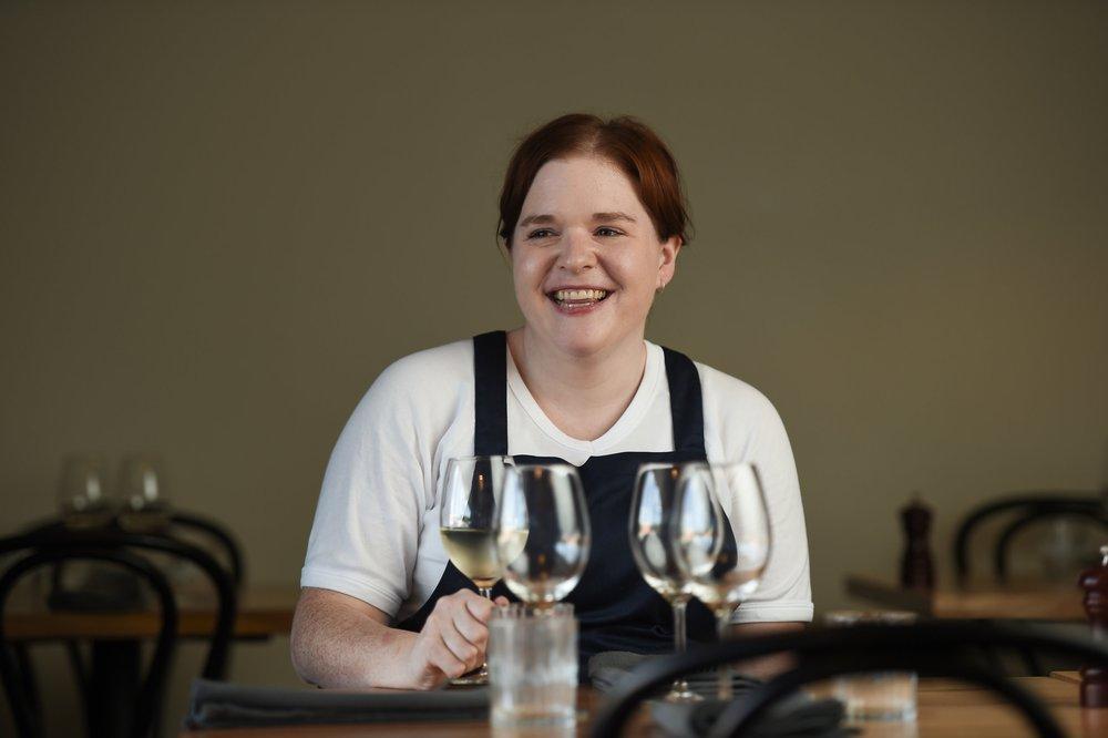 HEad Chef - Head Chef, Tara Davis.