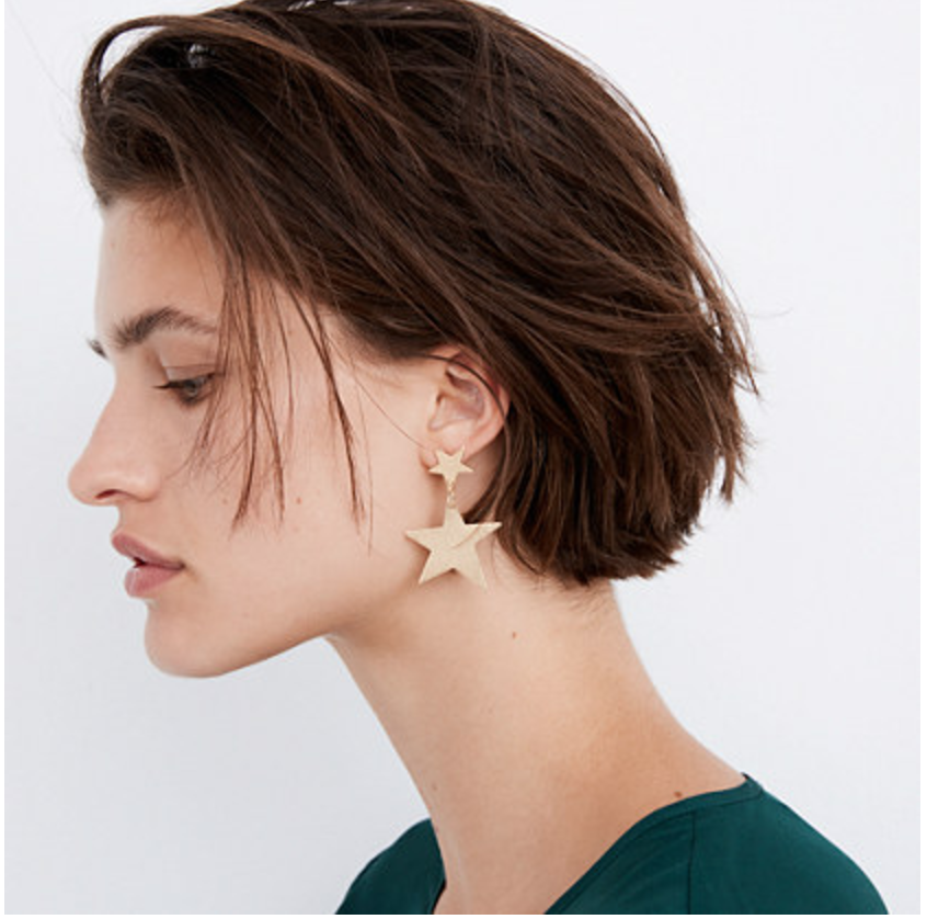 Star Statement Earring - Madewell