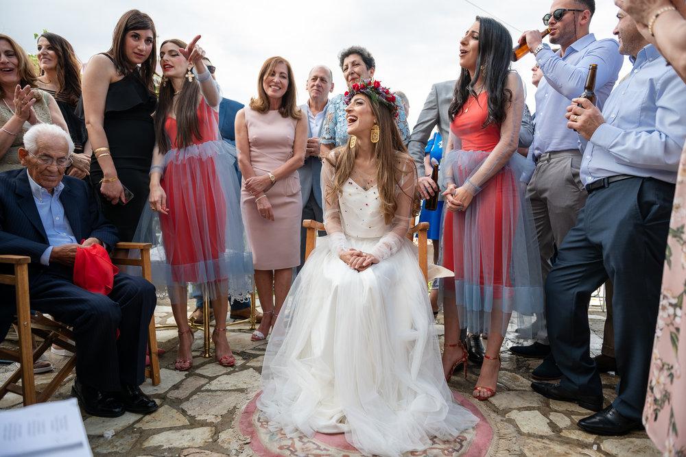 Wedding in Cyprus Lefkara Allamata outside.jpg