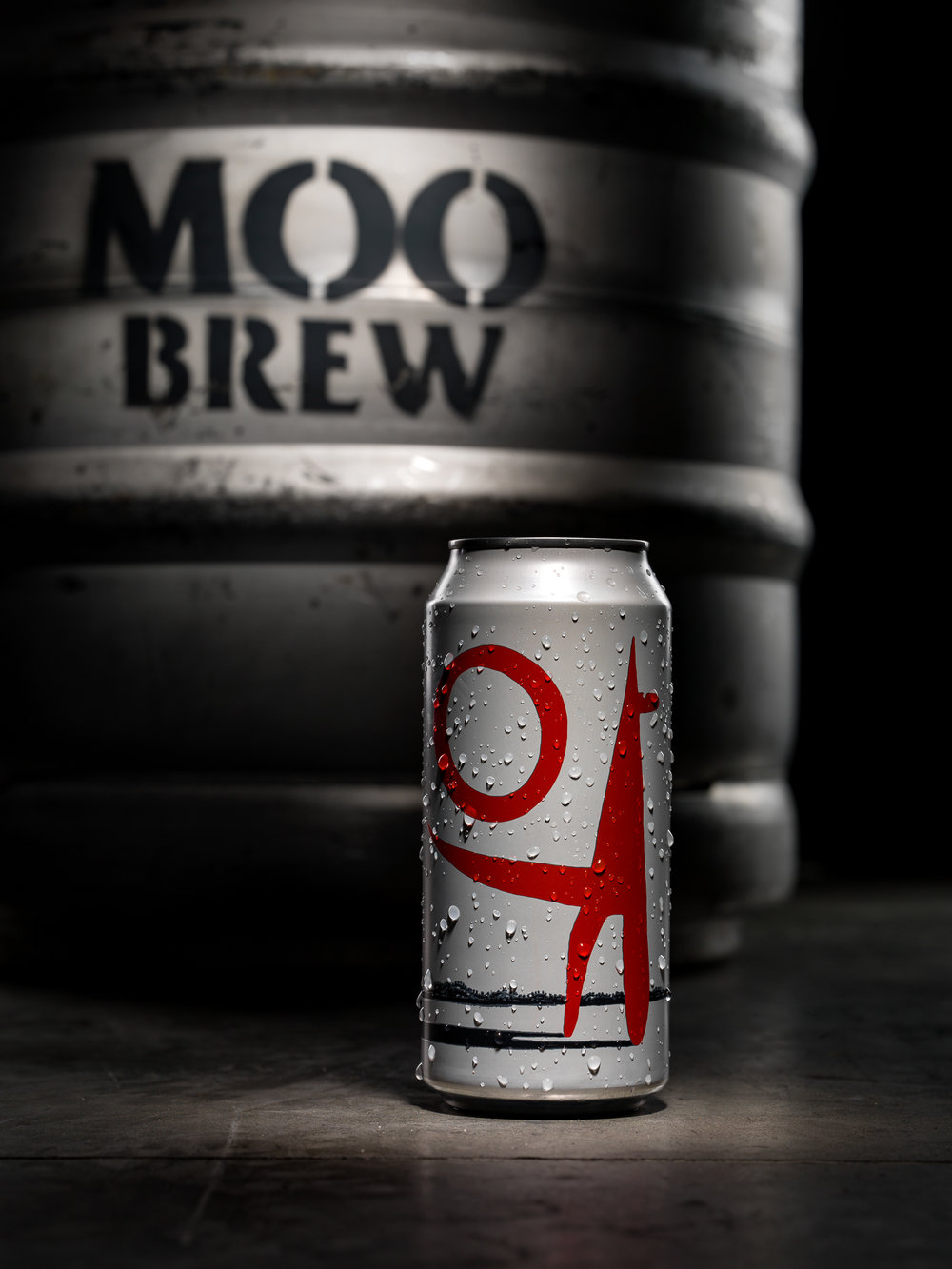 Branding image of the Moo Brew Single Hop