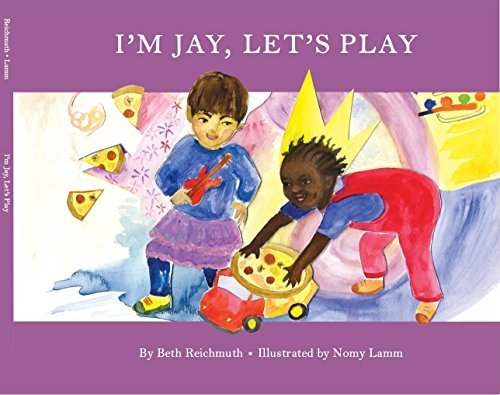 I'm Jay Let's Play by Beth Reichmuth, 2017