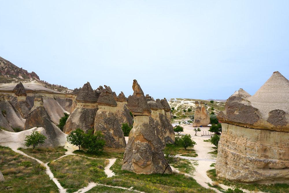 Pasabag - Fairy Chimneys