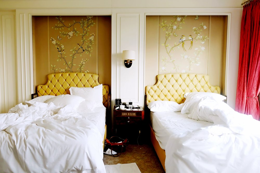 St Regis - Bedroom