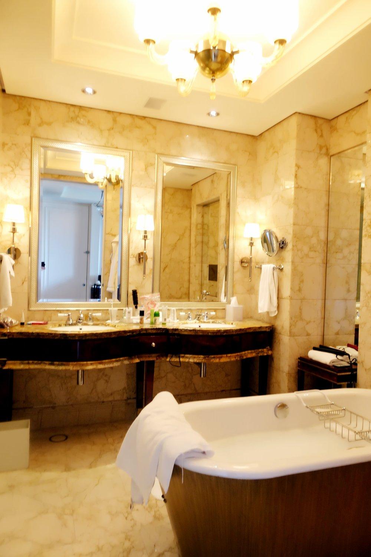 St Regis - Bathroom