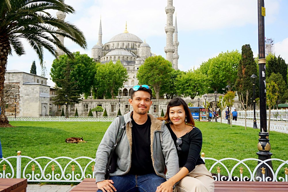Blue Mosque - Syaril and Me Again.jpg