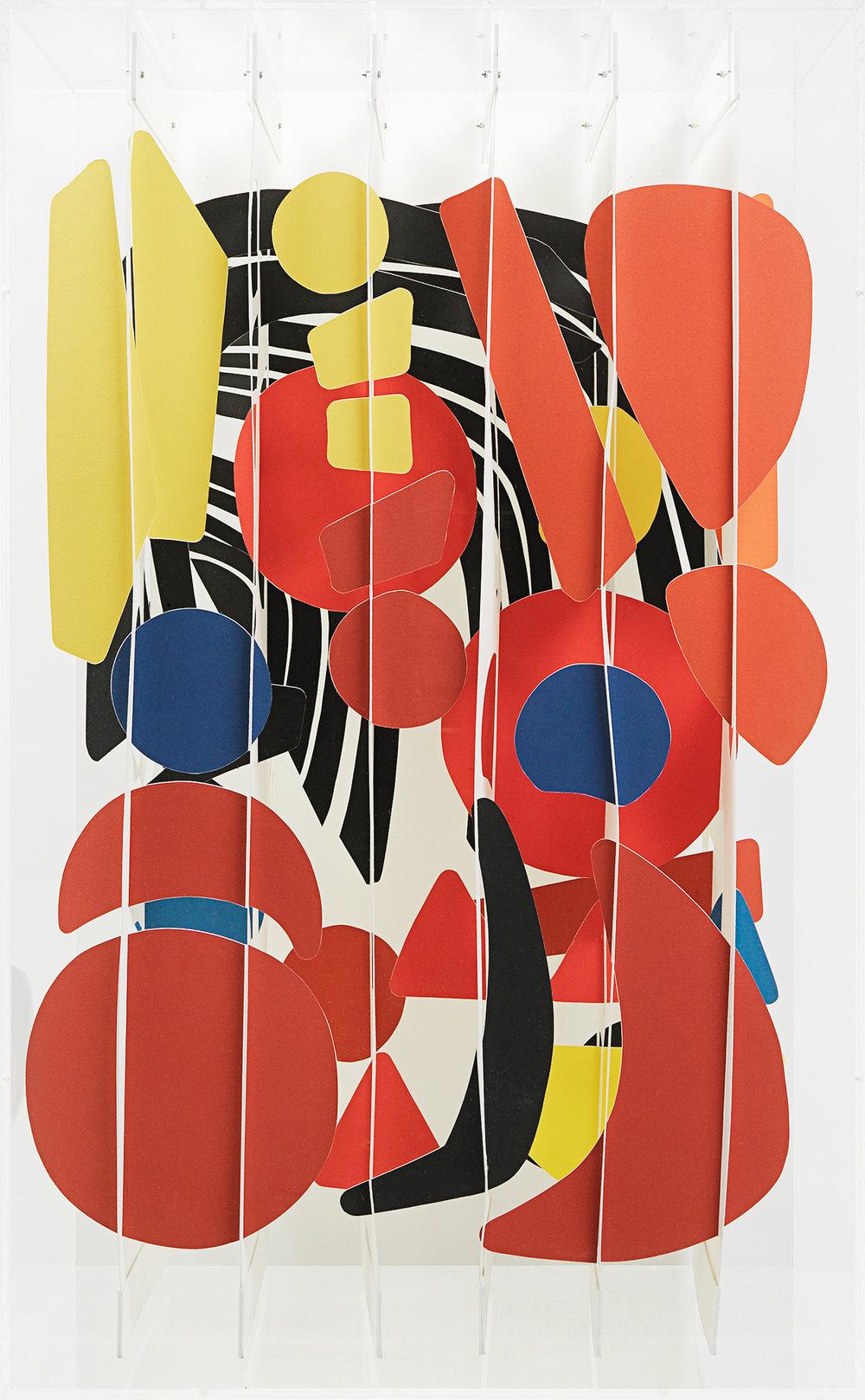 Calder's Palatte 1, 2010