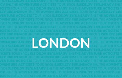 Activists Tour London