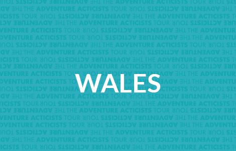 Activists Tour Wales