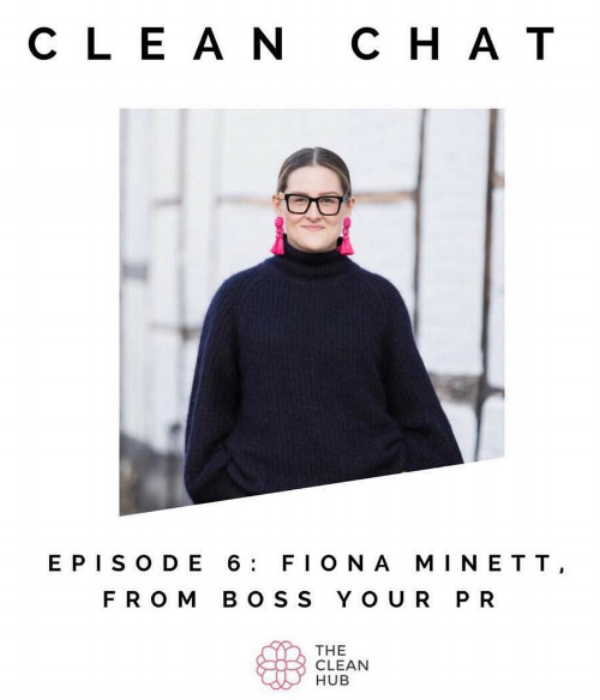 The Clean Hub - Clean Chat with Boss Your PR
