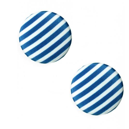 Stripped circle earings - Storetsstorets.com15 Eur
