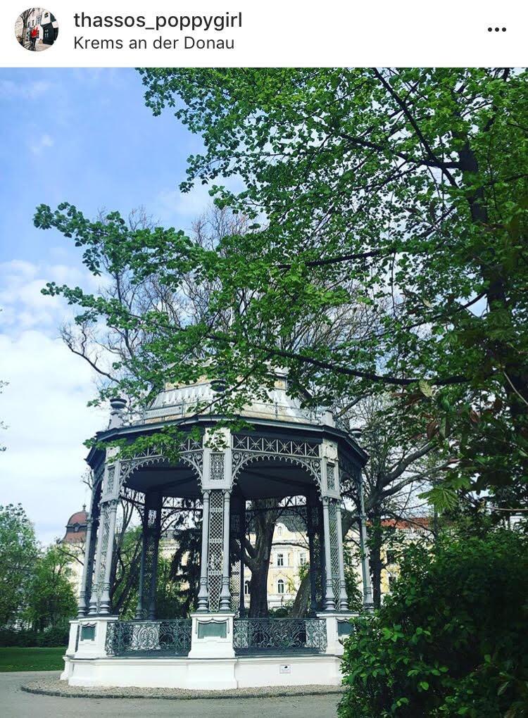 Паркът на Кремс