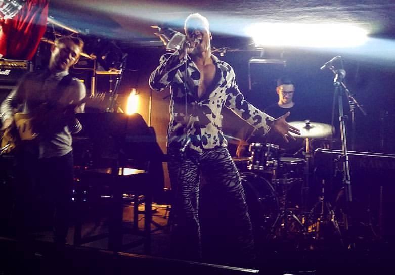 Seth Sharp,Vocalist -