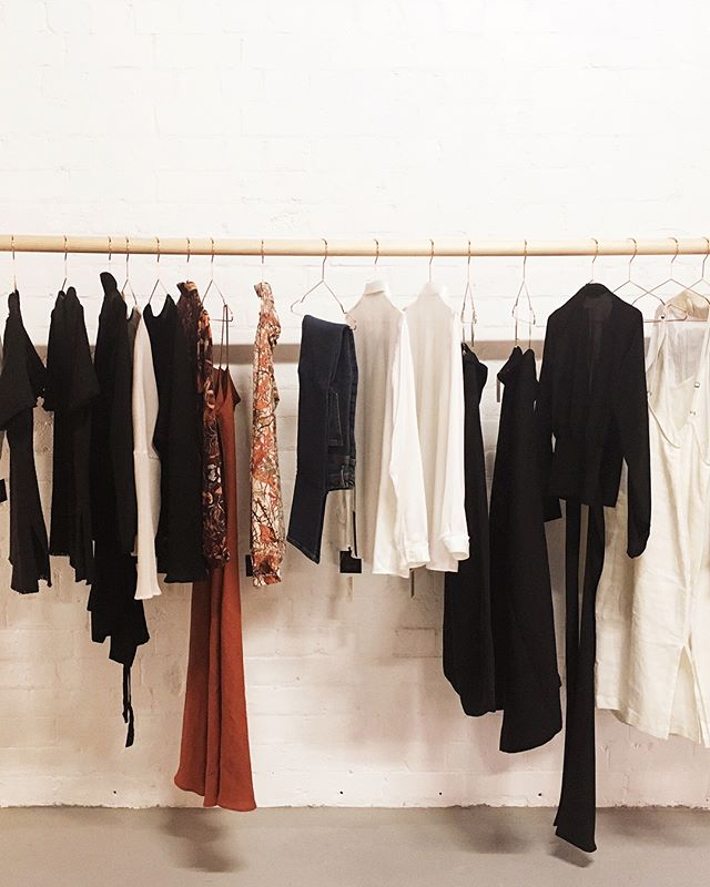 Sydney friends ~ be sure to visit the @sustainablewardrobesydney pop-up shop, open for the next week in Darlinghurst.  Curated by @aleyshacstylist, the pop-up brings together 18 brands making locally, ethically and sustainably, including several brands we have featured on Locally Made Journal in the past - @spiritnaturalclothing + @bask_design, as well as our co-founder @equinox.byanniehamilton. 13 Foley St, Darlinghurst Open until August 14