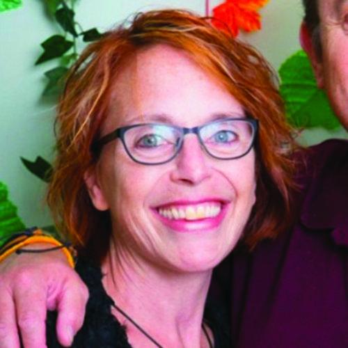 Lisa Buchner - DIRECTOR, REFUGEE SUPPORT,STAND UP